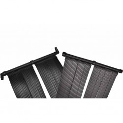 stradeXL Panele solarne do podgrzewania basenu, 4 szt., 80x310 cm