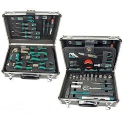 Brüder Mannesmann 90-częściowy zestaw narzędzi, 29067