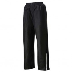 Willex Spodnie przeciwdeszczowe, rozmiar L, czarne, 29617