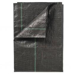 Nature Agrotkanina przeciw chwastom, 2 x 10 m, czarna