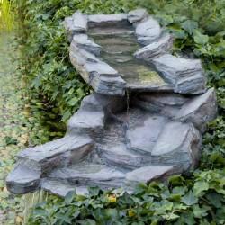 Velda Strumyk ogrodowy, zestaw, 80 cm