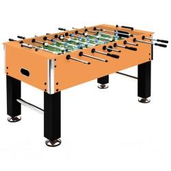 stradeXL Stół do gry w piłkarzyki, stal, 60 kg, 140x74,5x87,5 cm