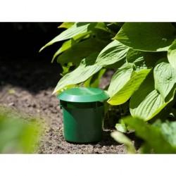 Nature Pułapki na ślimaki, 2 szt., 11 x 11,5 cm, zielone