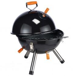 HI Mini grill kociołek, czarny