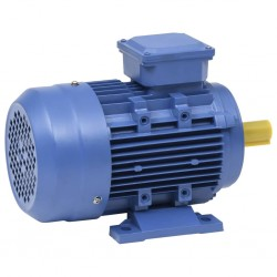 stradeXL Silnik elektr. 3-fazowy, aluminium, 2,2 kW/3 KM, 2840 obr./min
