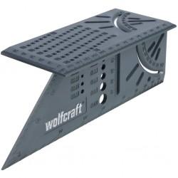 wolcraft Kątownik 3D (japoński)