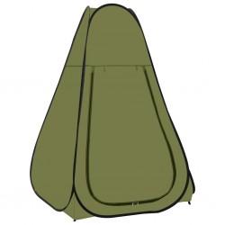 stradeXL Namiot prysznicowy typu pop-up, zielony