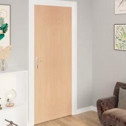 stradeXL Okleina na drzwi, 2 szt., jasny dąb, 210x90 cm, PVC