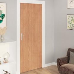 stradeXL Okleina samoprzylepna na drzwi, 2 szt., klon, 210x90 cm, PVC