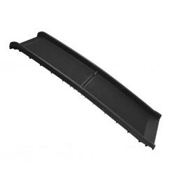 ProPlus Rampa dla zwierząt, czarna, 155 cm, 90 kg, plastikowa