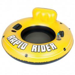 Bestway Jednoosobowe dmuchane koło do pływania Rapid Rider, 43116