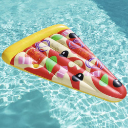 Bestway Materac basenowy Pizza Party, 188 x 130 cm