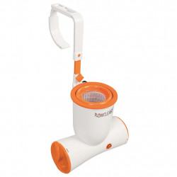 Bestway Pompa filtrująca Flowclear Skimatic do basenu, 2574 L/h, 58462