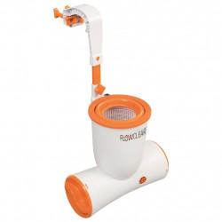 Bestway Pompa filtrująca Flowclear Skimatic do basenu, 3974 L/h, 58469