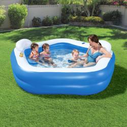 Bestway Basen Family Fun Lounge, 213x206x69 cm