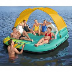 Bestway 5-osobowy materac dmuchany Sunny Lounge, 291x265x83 cm
