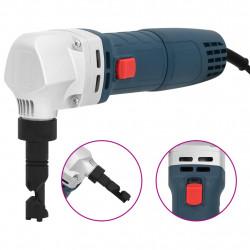 stradeXL Elektryczne nożyce do cięcia blachy 600 W